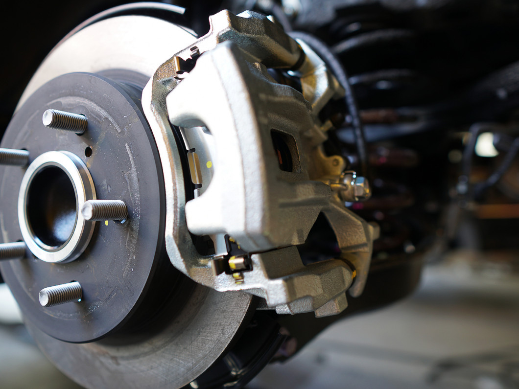 Squealing brakes aren't the only clue you need new brake pads